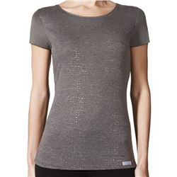 "Camiseta sra. m/c fantasía ""m/c silver-modal"" - janira"