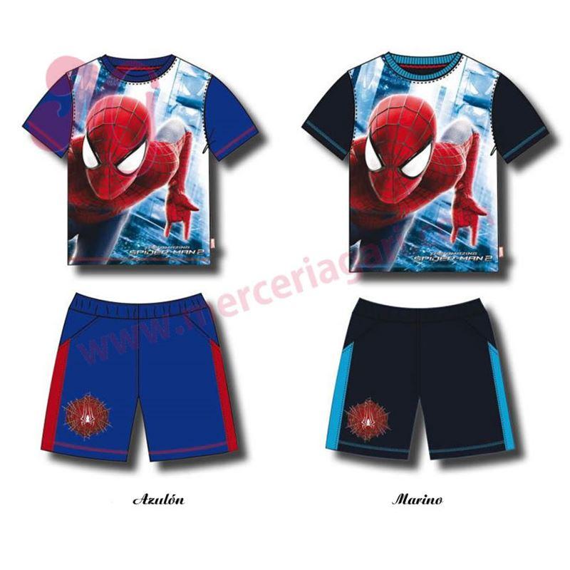 0bb118ae06 pijama spiderman disney