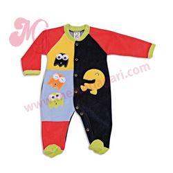 "Pijama manta unisex ""pac man - 53233"" - cocuy"