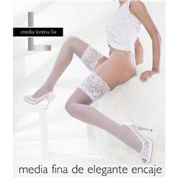"Media para novia encaje ""lorena fix""  - janira"