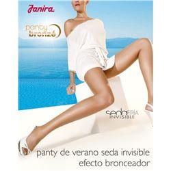 "Panty verano invisible ""bronze"" - janira - PANTY BRONZE"