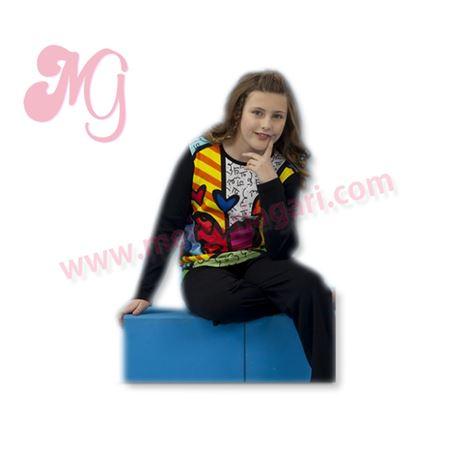 """Pijama niña britto m/l p/l """"b621114"""" - massana"""