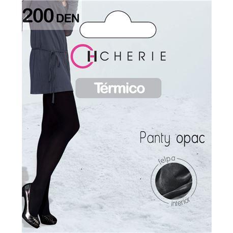 "Panty sra. térmico 200 den ""5452"" - cherie"