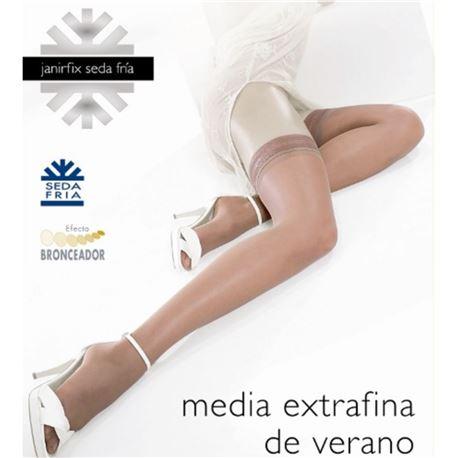 "Media verano ""janirfix seda fría"" - janira"