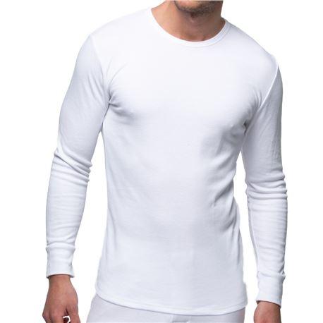 """Camiseta cro. interior m/l lisa 100% alg. """"258"""" - abanderado"""