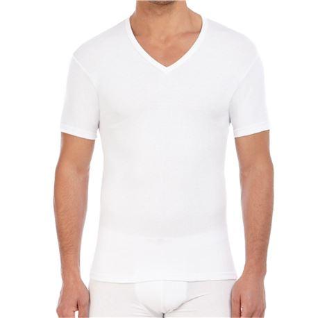 """Camiseta interior cro. m/c 100% alg. """"5610"""" - set"""