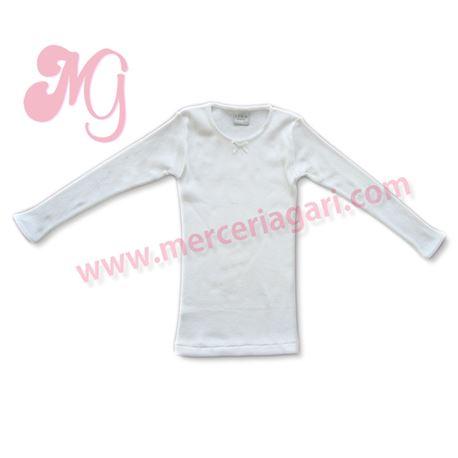 "Camiseta interior niña m/l ""115-095"" - diacar"