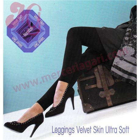"""Legging térmico """"velvet skin"""" 200 den. """" - bellafonte"""