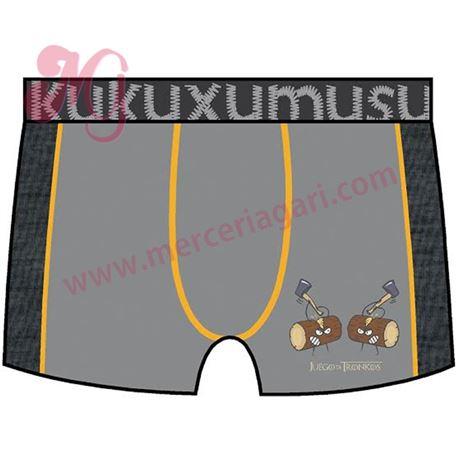 "Boxer cro. s/costuras juego de tronkos ""87686"" - kukuxumusu"