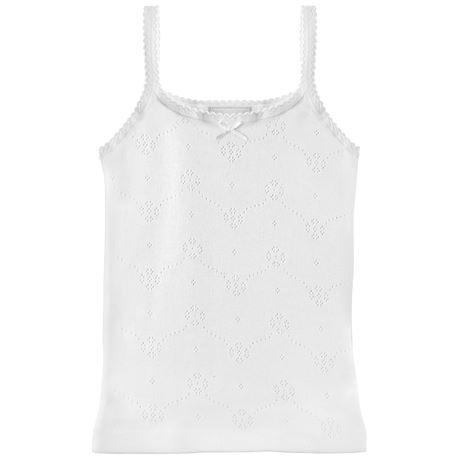"""Camiseta niña tirante calada 100% alg. """"2390/017"""" - linn by diacar"""