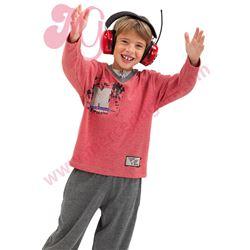 "Pijama niño m/l p/l 100% alg. ""641131"" - massana"