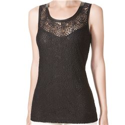 "Camiseta sra. s/m guipur + modal ""s/m audrey modal"" - janira"