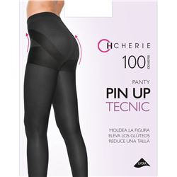 "Panty pin up reductor 100 den ""5417"" - cherie"