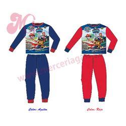 """Pijama niño m/l p/l puño patrulla canina """"41001"""""""