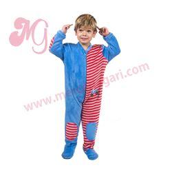 "Pijama manta niño camión ""161903"" - muslher"