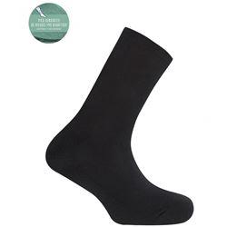 """Calcetín unisex pies sensibles o diabéticos """"79037-10"""" - punto blanco"""