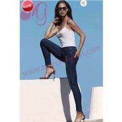"Legging pantalón vaquero algodón ""pants jeans stretch"" - janira"