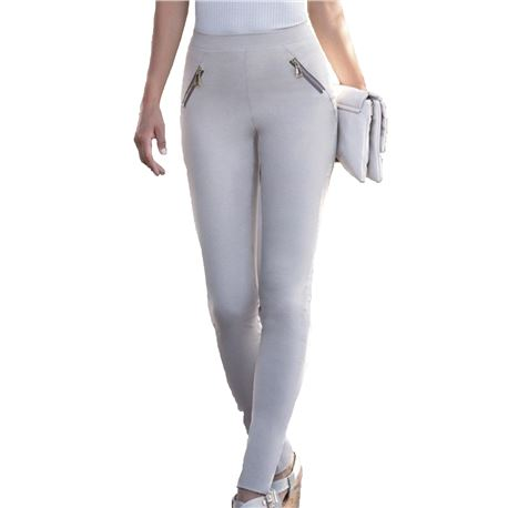 "Legging pantalón cremalleras ""pants smart fit casual"" - janira"