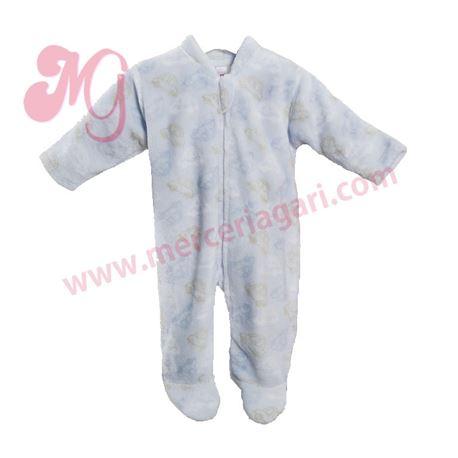 "Pijama manta bebe ""coches - 70118"" - peluso"