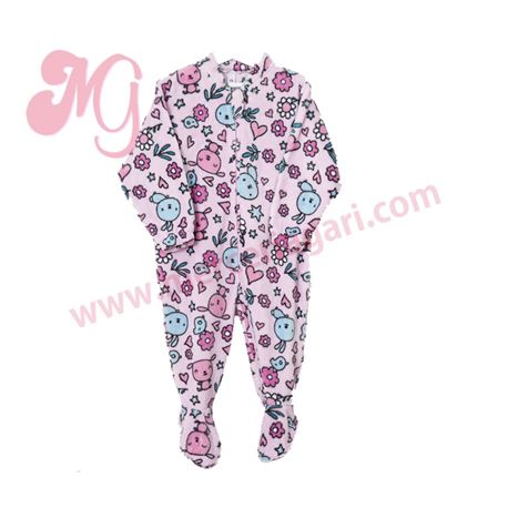 """Pijama manta niña """"conejos - 75044"""" - peluso"""
