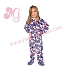 "Pijama manta niño/a conejitos ""171918"" - muslher"