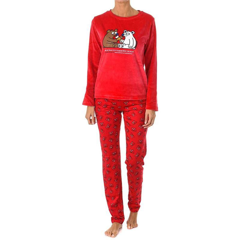 90527215de Pijama sra. m l p l tundosado