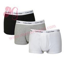 """Pack 3 boxers algodón """"u2664g-998"""" - calvin klein"""