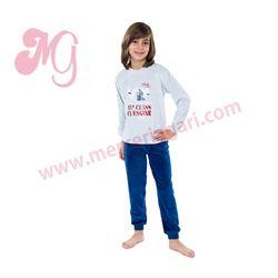"""Pijama niño m/l p/l puño tundosado vip 45 """"183607"""" - muslher"""