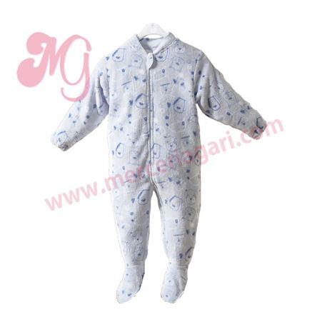 "Pijama manta niño caras perros ""75048"" - arabesco"