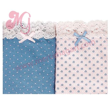 """Pack-2 bragas juvenil. 82% algodón  """"mini coq dotty co la"""" - janira"""
