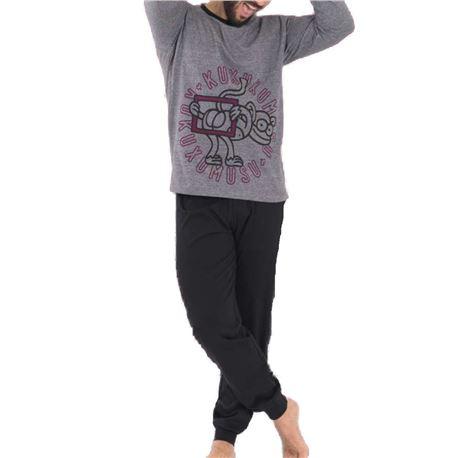 "Pijama cro. m/l p/l monoculo i w ""5288"" - kukuxumusu"