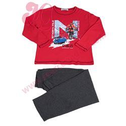 """Pijama niño m/l 100% alg. ski """"701142"""" - massana"""