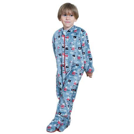"""Pijama manta unisex robots """"201904"""" - muslher"""