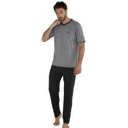 "Pijama cro. m/c p/l largo ""211332"" - massana"