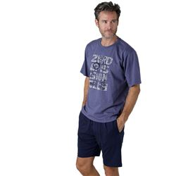 "Pijama cro. m/c p/c 100% alg. ""211304"" - massana"