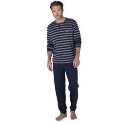 """Pijama cro. m/c p/c fino """"211339"""" - massana"""