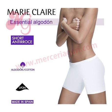 "Culotte algodón anti-roce ""94193"" - marie claire"