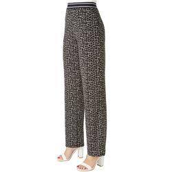 "Pantalón sra. animal print ""pants loo girafe"" - janira"