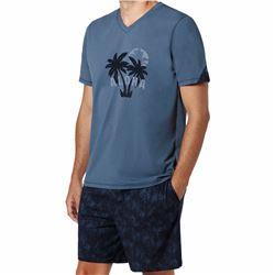 "Pijama cro. estampado ""pij. mc aloha"" - jan men"
