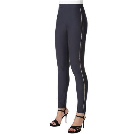 """Legging sra. tira lateral """"leg. river-glitter"""" - janira"""