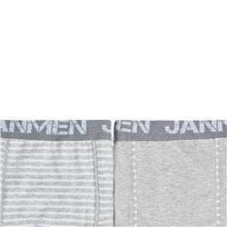 "Pack-2 boxer cro. ""boxer vista grey lines"" - jan men"