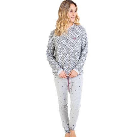 """Pijama sra. m/l p/l """"711228"""" - massana"""