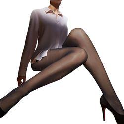 """Panty sra. liso 30 den """"panty perfect invisible 30"""" - janira"""