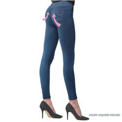 """Legging - pantalón vaquero push-up """"5556"""" - cherie"""