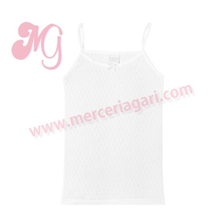 "Camiseta niña rombos 100% alg. ""198/222"" - diacar"